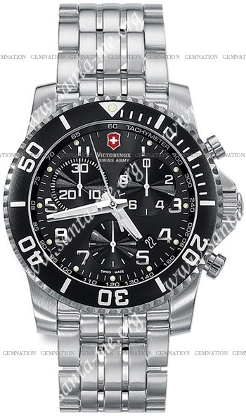 Swiss Army Maverick II Chronograph Mens Wristwatch 24144