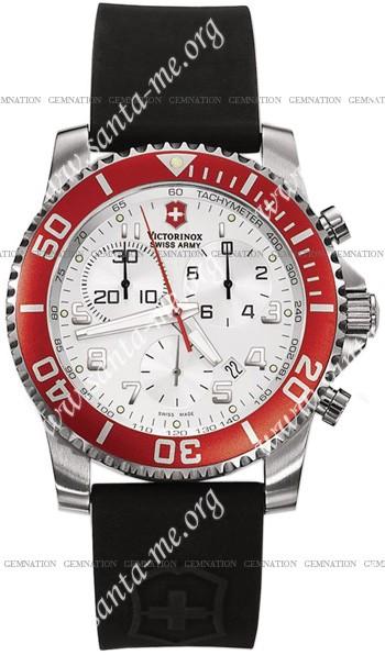 Swiss Army Maverick II Chronograph Mens Wristwatch 24145