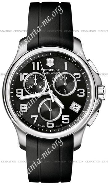 Swiss Army Officers Chrono Mens Wristwatch 241452