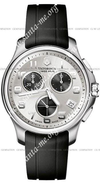 Swiss Army Officers Chrono Mens Wristwatch 241454