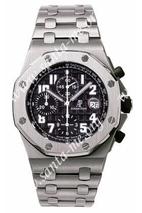 Audemars Piguet Royal Oak Offshore Mens Wristwatch 25721ST.OO.1000ST.08