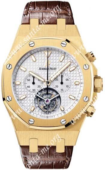 Audemars Piguet Royal Oak Chrono Tourbillon Mens Wristwatch 25977BA.OO.D088CR.01