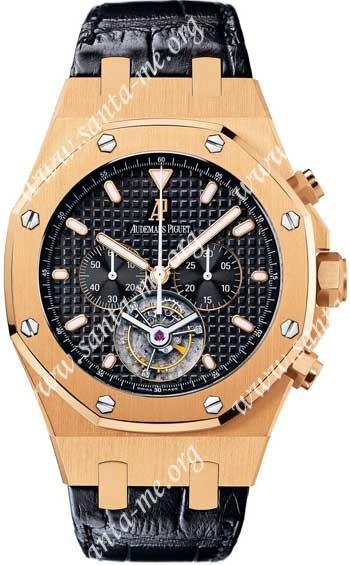 Audemars Piguet Royal Oak Chrono Tourbillon Mens Wristwatch 25977OR.OO.D002CR.01