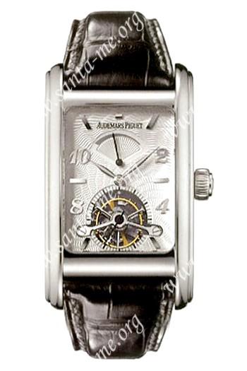Audemars Piguet Edward Piguet Tourbillon Mens Wristwatch 26006BC.OO.D002CR.01