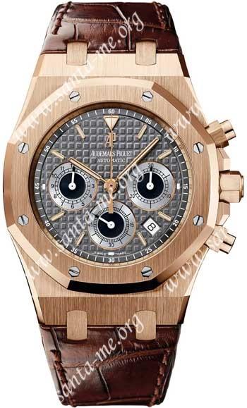 Audemars Piguet Royal Oak Chronograph Mens Wristwatch 26022OR.OO.D098CR.02