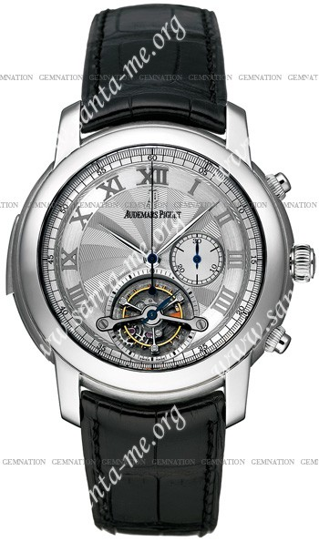 Audemars Piguet Jules Audemars Tourbillon Chronograph Mens Wristwatch 26050PT.OO.D002CR.01