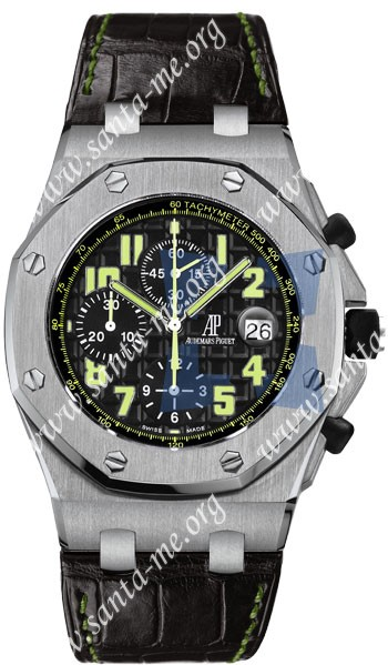 Audemars Piguet Royal Oak Offshore Mens Wristwatch 26086ST.OO.D002CR.01