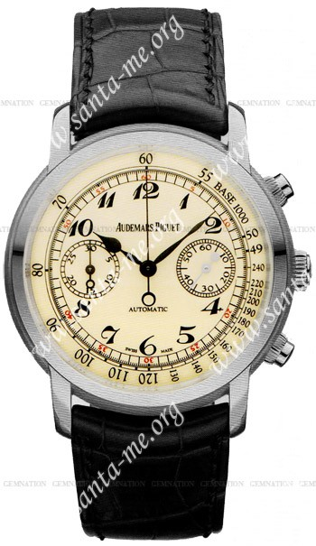 Audemars Piguet Jules Audemars Selfwinding Chronograph Mens Wristwatch 26100BC.OO.D002CR.01