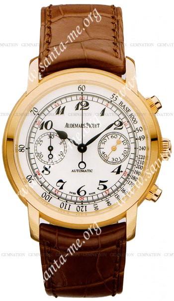 Audemars Piguet Jules Audemars Selfwinding Chronograph Mens Wristwatch 26100OR.OO.D088CR.01