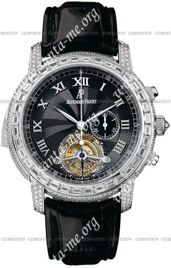 Audemars Piguet Jules Audemars Tourbillon Chronograph Mens Wristwatch 26118BC.ZZ.D002CR.01