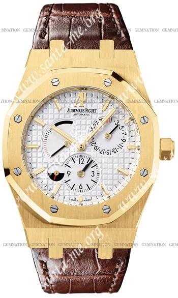 Audemars Piguet Royal Oak Power Reserve Mens Wristwatch 26120BA.OO.D088CR.01