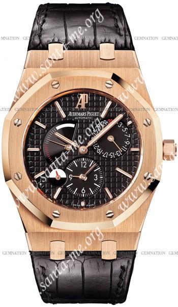 Audemars Piguet Royal Oak Power Reserve Mens Wristwatch 26120OR.OO.D002CR.01