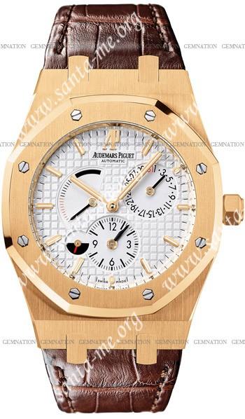 Audemars Piguet Royal Oak Power Reserve Mens Wristwatch 26120OR.OO.D088CR.01