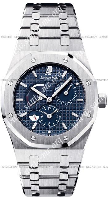 Audemars Piguet Royal Oak Power Reserve Mens Wristwatch 26120ST.OO.1220ST.02