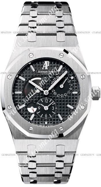 Audemars Piguet Royal Oak Power Reserve Mens Wristwatch 26120ST.OO.1220ST.03