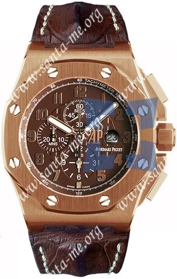 Audemars Piguet Royal Oak Offshore Mens Wristwatch 26158OR.OO.A801CR.01