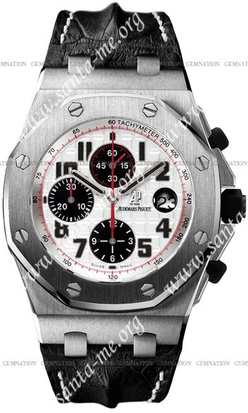 Audemars Piguet Royal Oak Offshore Mens Wristwatch 26170ST.OO.D101CR.02