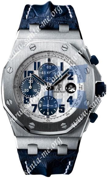 Audemars Piguet Royal Oak Offshore Mens Wristwatch 26170ST.OO.D305CR.01
