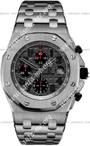 Audemars Piguet Royal Oak Offshore Mens Wristwatch 26170TI.OO.1000TI.01
