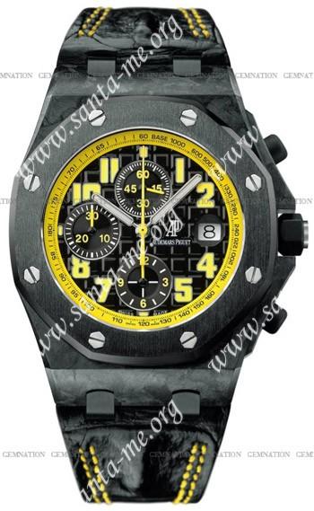 Audemars Piguet Royal Oak Offshore Mens Wristwatch 26176FO.OO.D101CR.01