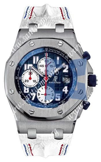 Audemars Piguet Royal Oak Offshore Mens Wristwatch 26181ST.OO.D201CR.01