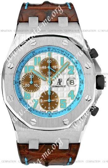 Audemars Piguet Royal Oak Offshore Mens Wristwatch 26187ST.OO.D801CR.01