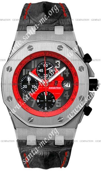 Audemars Piguet Royal Oak Offshore Masato Mens Wristwatch 26195ST.OO.D101CR.01