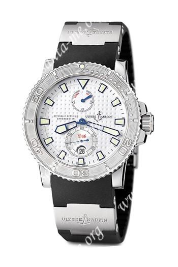 Ulysse Nardin Maxi Marine Diver Mens Wristwatch 263-33-3