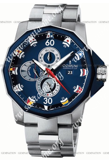 Corum Admirals Cup Tides 48 XL Mens Wristwatch 277.933.06-V700-AB12