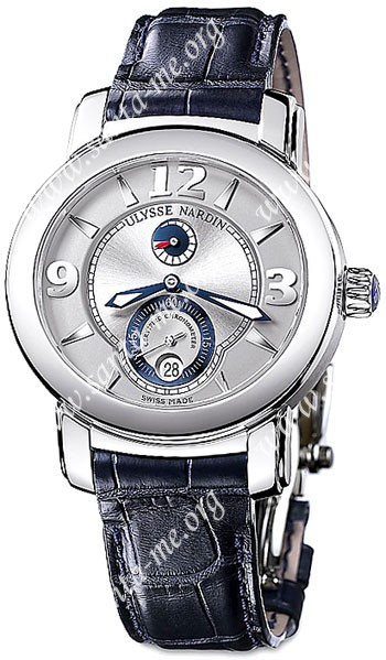 Ulysse Nardin Macho Palladium 950 Mens Wristwatch 278-70.609