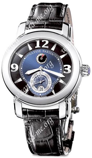 Ulysse Nardin Macho Palladium 950 Mens Wristwatch 278-70.632