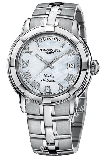Raymond Weil Parsifal Automatic Mens Wristwatch 2844-ST-00908