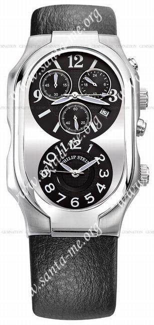 Philip Stein Teslar Chronograph Mens Wristwatch 3-G-CRB-CB