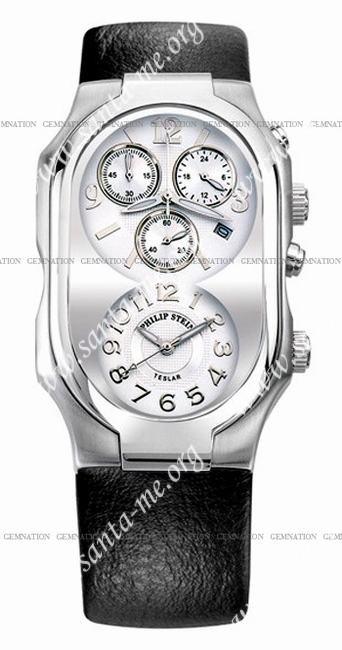 Philip Stein Teslar Chronograph Mens Wristwatch 3-G-CRS-CB