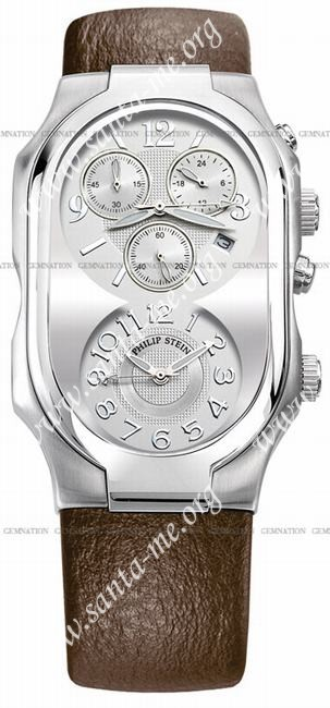 Philip Stein Teslar Chronograph Mens Wristwatch 3-G-CRS-CBR
