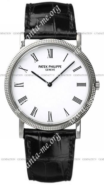 Patek Philippe Calatrava Mens Wristwatch 3520DG