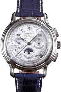 Zenith Chronomaster EP Mens Wristwatch 39.0240.410.01