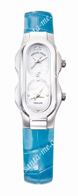 Philip Stein Teslar Mini Ladies Wristwatch 4-F-MOP-ABLS