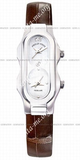 Philip Stein Teslar Mini Ladies Wristwatch 4-F-MOP-ACH