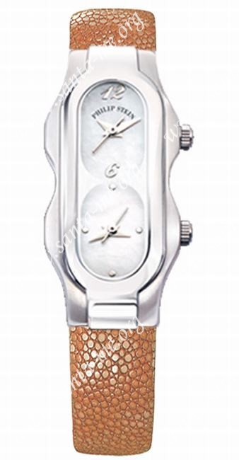 Philip Stein Teslar Mini Ladies Wristwatch 4-F-MOP-GPE