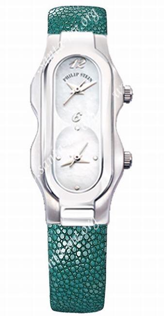 Philip Stein Teslar Mini Ladies Wristwatch 4-F-MOP-GT