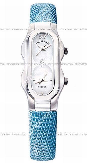 Philip Stein Teslar Mini Ladies Wristwatch 4-F-MOP-ZBL