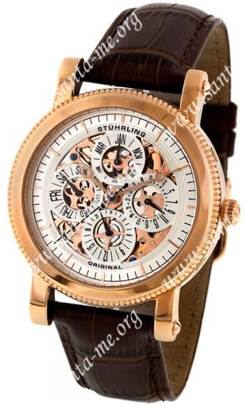 Stuhrling  Mens Wristwatch 43BB.3345E2
