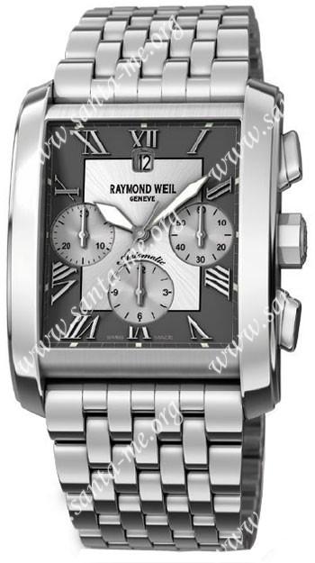 Raymond Weil Don Giovanni Cosi Grande Mens Wristwatch 4878-ST-00668