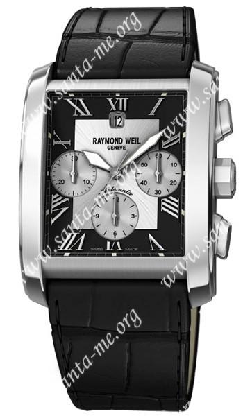Raymond Weil Don Giovanni Cosi Grande Mens Wristwatch 4878-STC-00268