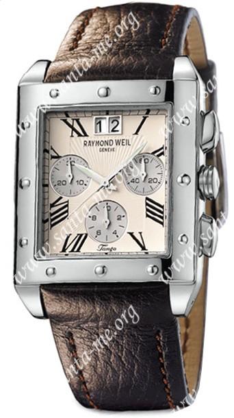 Raymond Weil Tango Sport Mens Wristwatch 4881-STC-00809