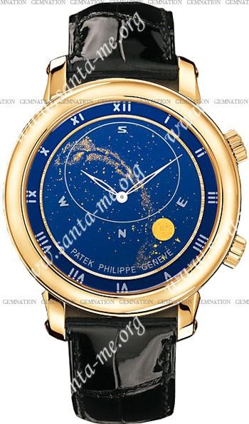 Patek Philippe Celestial Mens Wristwatch 5102J