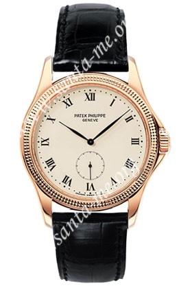 Patek Philippe Calatrava Mens Wristwatch 5115R