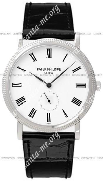 Patek Philippe Calatrava Mens Wristwatch 5119G