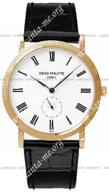 Patek Philippe Calatrava Mens Wristwatch 5119R